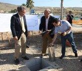 La Comunidad invierte más de dos millones de euros en mejorar la calidad del agua de la depuradora de Cieza con el tratamiento terciario