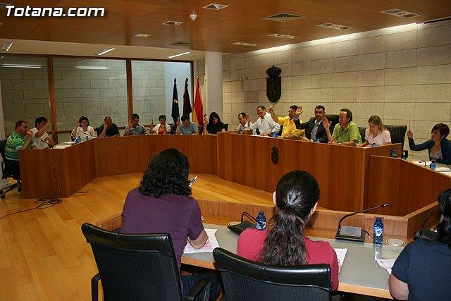 La concejalía de Participación Ciudadana presentará una moción al Pleno de julio, Foto 1