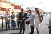 Obras Públicas finaliza las labores de mejora de una de las entradas al centro urbano de Archena