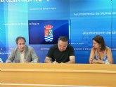 El director del SEF presenta las actuaciones de empleo y formación en Fortuna y Molina de Segura