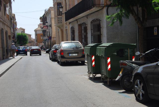 Aplicarán sanciones de 150 hasta 750 euros a los vecinos que no depositen los residuos dentro de los horarios establecidos, Foto 1