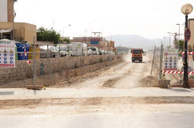 El relleno de la Vía Verde del Barrio Peral estará listo a finales de agosto - 2, Foto 2