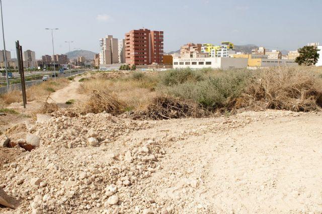 El relleno de la Vía Verde del Barrio Peral estará listo a finales de agosto - 4, Foto 4