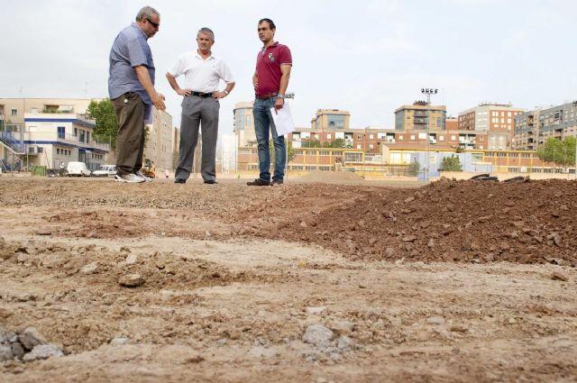 El campo municipal de Ciudad Jardín tendrá césped artificial en un mes - 2, Foto 2