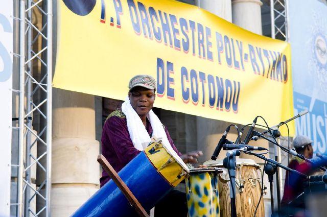 La legendaria orquesta Poly-Rythmo trajo a Cartagena sus ritmos africanos - 3, Foto 3