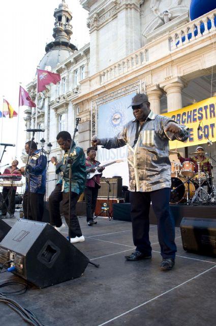 La legendaria orquesta Poly-Rythmo trajo a Cartagena sus ritmos africanos - 5, Foto 5