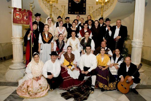 El grupo folklórico Ciudad de Cartagena, de viaje a Huesca - 1, Foto 1