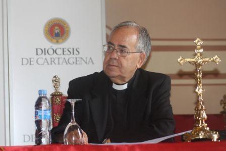 """El Obispado presenta los nuevos Estatutos """"Ad experimentum"""" de la Cofradía California de Cartagena - 4, Foto 4"""