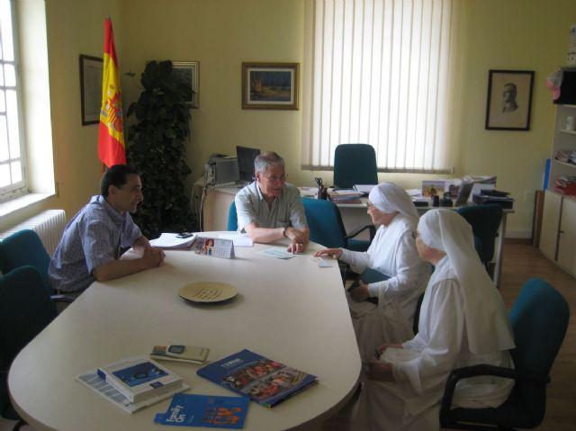 Las Hermanitas de los Pobres reciben 21.500 euros de Servicios Sociales - 1, Foto 1