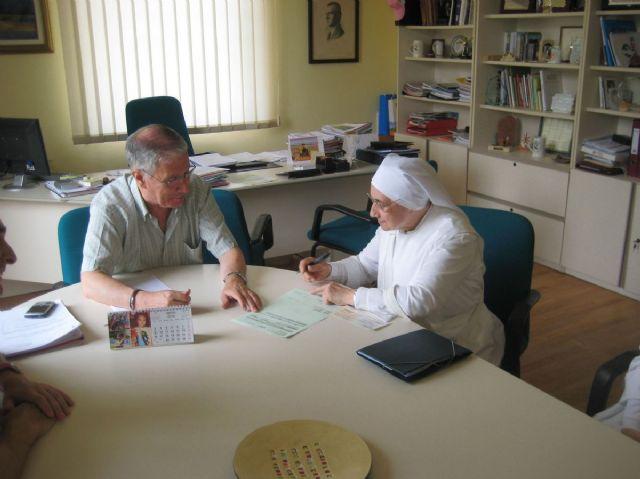 Las Hermanitas de los Pobres reciben 21.500 euros de Servicios Sociales - 2, Foto 2