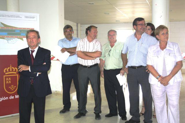 El nuevo cruce de la Rambla de Perín evitará inundaciones en la zona - 1, Foto 1