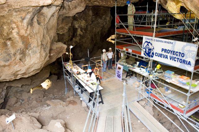 La alcaldesa anuncia una jornada de puertas abiertas en Cueva Victoria - 1, Foto 1