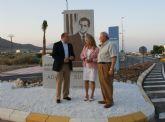 El Alcalde y la Consejera de Presidencia y Administraciones Públicas inauguraron la nueva Avenida 'Presidente Adolfo Suárez'