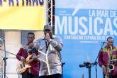 La legendaria orquesta Poly-Rythmo trajo a Cartagena sus ritmos africanos