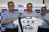 Reale: La apuesta segura del Futsal Cartagena
