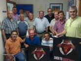 El cartel de la campaña de abonos llegó al Cabezo de Torres