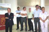 El nuevo cruce de la Rambla de Perín evitará inundaciones en la zona