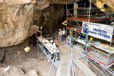 La alcaldesa anuncia una jornada de puertas abiertas en Cueva Victoria
