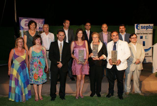 El Ayuntamiento y la Confederación de Empresarios entregan los premios ´Municipio Emprendedor 2010´ - 1, Foto 1