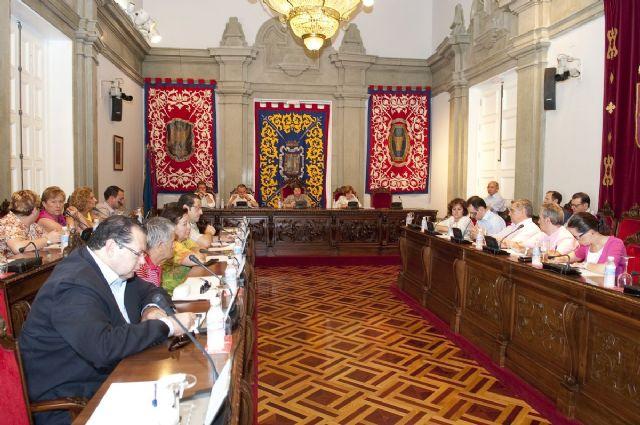 El pleno municipal aprueba definitivamente los presupuestos - 1, Foto 1