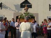 Santiago Apóstol 'pasea' por Pastrana