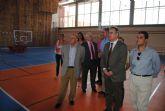 Inaugurado el nuevo Pabellón Deportivo de Cieza realizado con fondos del Plan E