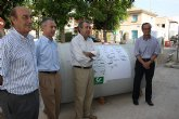 Un colector evitará inundaciones en el Barrio de La Mota en Santomera