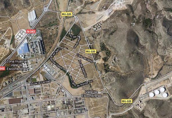 Se inaugura la nueva glorieta de acceso a Repsol - 1, Foto 1