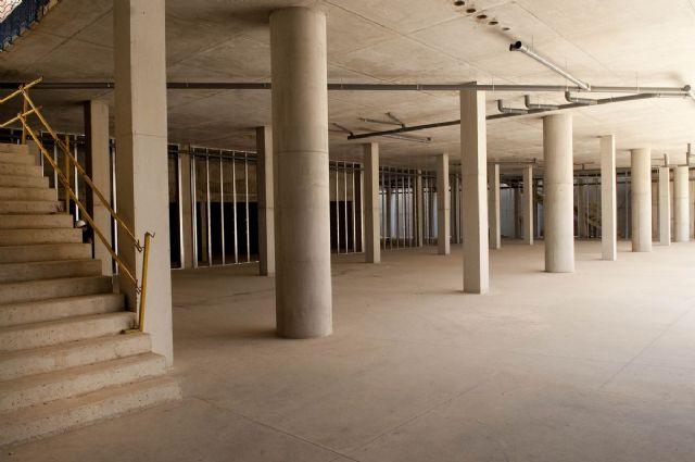 Avanzan los trabajos de cerramiento de la cubierta del Palacio de Deportes - 5, Foto 5