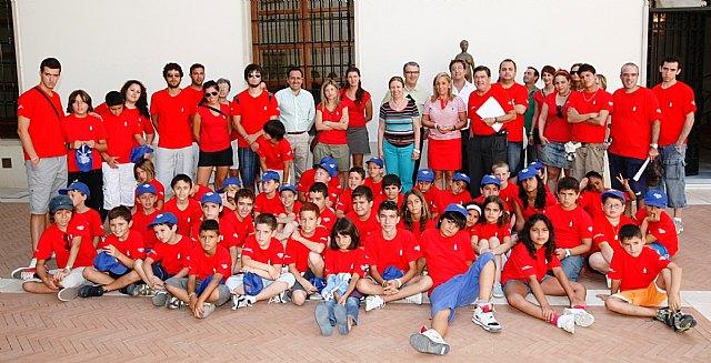 45 niños de toda España participan en las XXI Jornadas de Formación en Hemofilia que se celebran en la Región, Foto 1