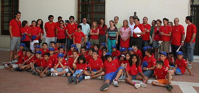 45 niños de toda España participan en las XXI Jornadas de Formación en Hemofilia que se celebran en la Región, Foto 2