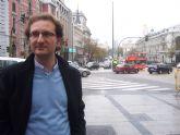 Ignacio Borgoñós Martínez, primer premio del 'XXVI Concurso de Cuentos Villa de Mazarrón'