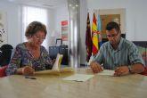 El ayuntamiento firma un convenio con el Consejo Local de la Juventud