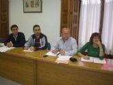 Los concejales del PSOE en Fortuna hacen pública su declaración de bienes en la página web del partido