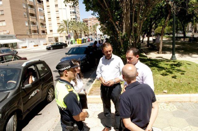 Policía Local e I.T.V. informan sobre cómo detectar un neumático en mal estado - 2, Foto 2