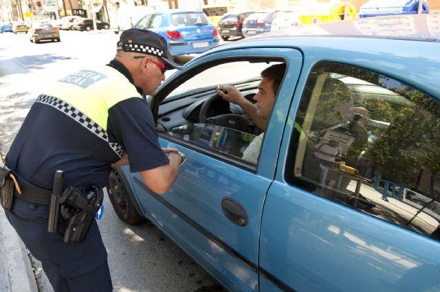 Policía Local e I.T.V. informan sobre cómo detectar un neumático en mal estado - 5, Foto 5