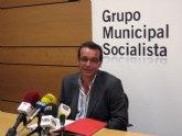 El Grupo Socialista pedirá en pleno más facilidades para la construcción de viviendas situadas en los planes especiales de la huerta y pedanías