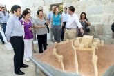El Castillo de la Concepción de Cartagena abre al público sus estancias medievales