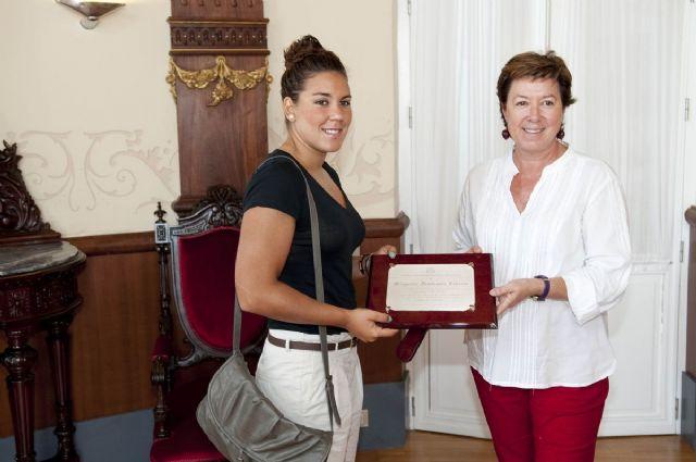 Margarita Domínguez agradece a la alcaldesa el apoyo del Ayuntamiento - 1, Foto 1