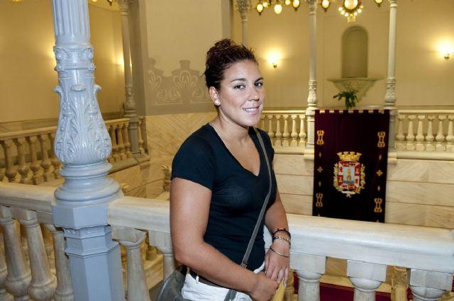 Margarita Domínguez agradece a la alcaldesa el apoyo del Ayuntamiento - 3, Foto 3