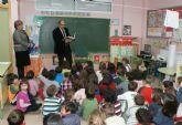 Los centros educativos de Puerto Lumbreras participarán en el proyecto europeo '+ Respect' para trabajar contra la discriminación étnica