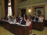El Pleno aprueba una moción para exigir a Fomento que cumpla los plazos para la construcción de la autovía del Reguerón
