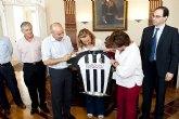 Presentación nueva camiseta del F.C. Cartagena