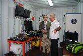 Cartagena, centro de referencia de Salvamento Marítimo para operaciones submarinas y lucha contra la contaminación