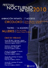 Festival nocturno de estío Moratalla 2010