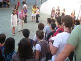 52 jóvenes murcianos parten a Reino Unido para aprender inglés con el programa municipal de Estancias Lingüísticas