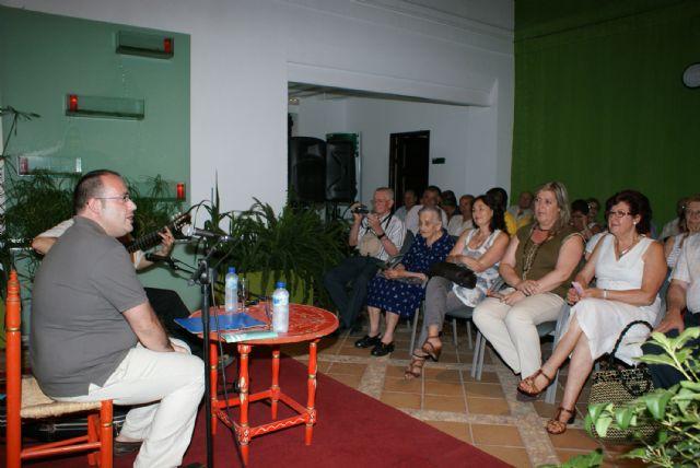 El cantaor Curro Piñana clausura el Ciclo de Conferencias Culturales que ha impulsado el consistorio durante todo el mes de julio - 1, Foto 1