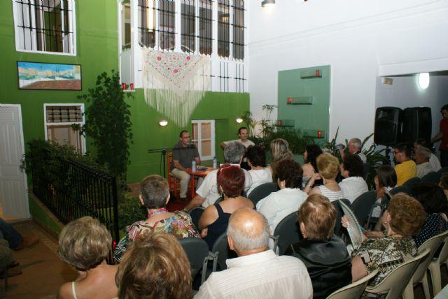 El cantaor Curro Piñana clausura el Ciclo de Conferencias Culturales que ha impulsado el consistorio durante todo el mes de julio - 2, Foto 2