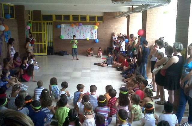 La Escuela de Verano de Lorquí finaliza sus clases por todo lo alto - 2, Foto 2