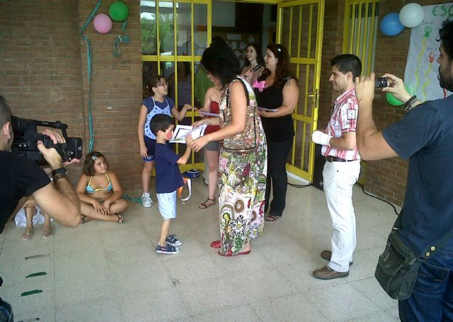 La Escuela de Verano de Lorquí finaliza sus clases por todo lo alto - 3, Foto 3